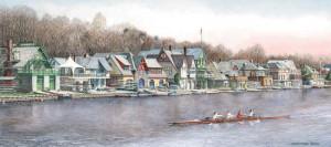 Boathouse Row 5 Santoleri