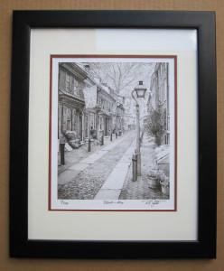 Framed Print Santoleri