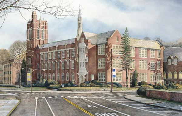 LaSalle University Santoleri