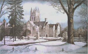 Saint Joseph University Santoleri