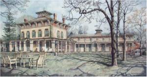 The Southern Mansion Santoleri