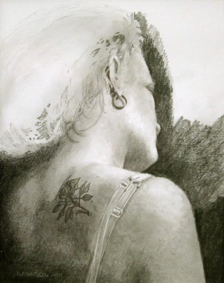 Tattoo by Santoleri