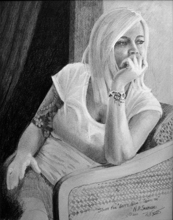 """""""Waiting"""" by N.Santoleri 2011"""