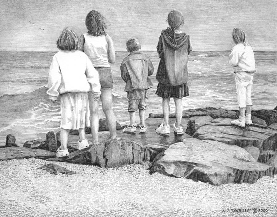 Dolphin Watchers by Nicholas Santoleri