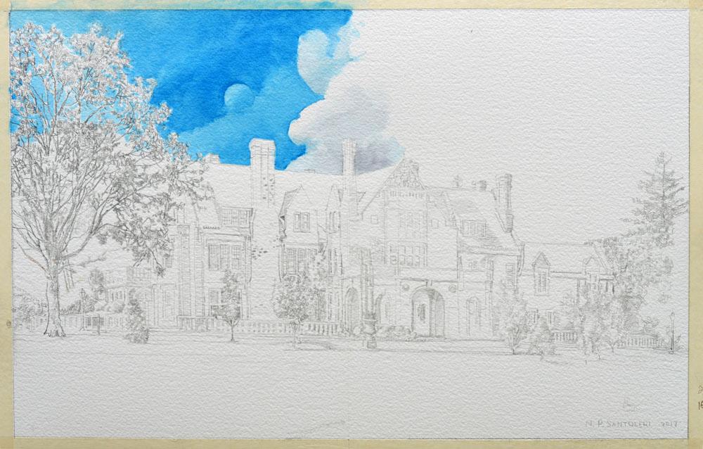 Notre Dame in Progress (1)