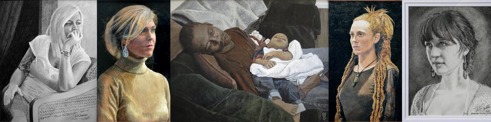 Nicholas Santoleri, Realism Artist